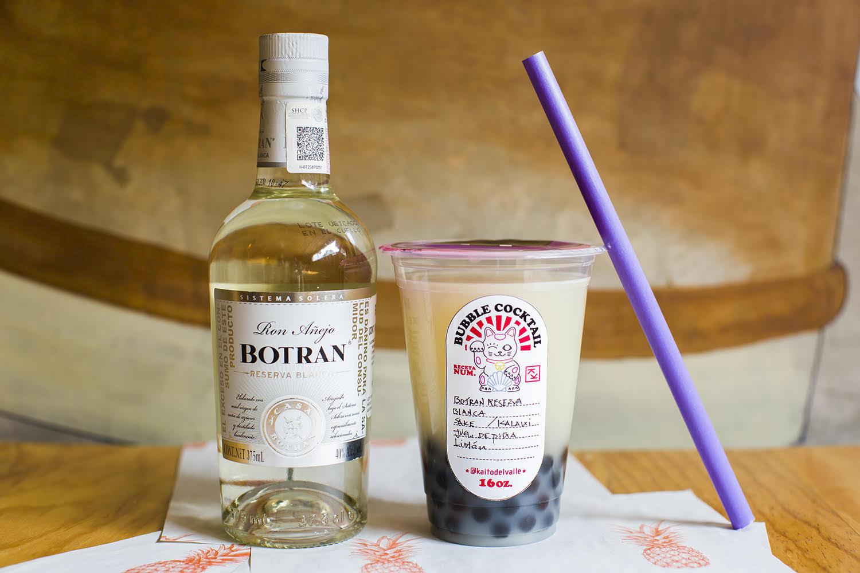 Los Bubble Tea Cocktails de Kaito son el 'drink' más trendy de la CDMX (y los envían a domicilio)