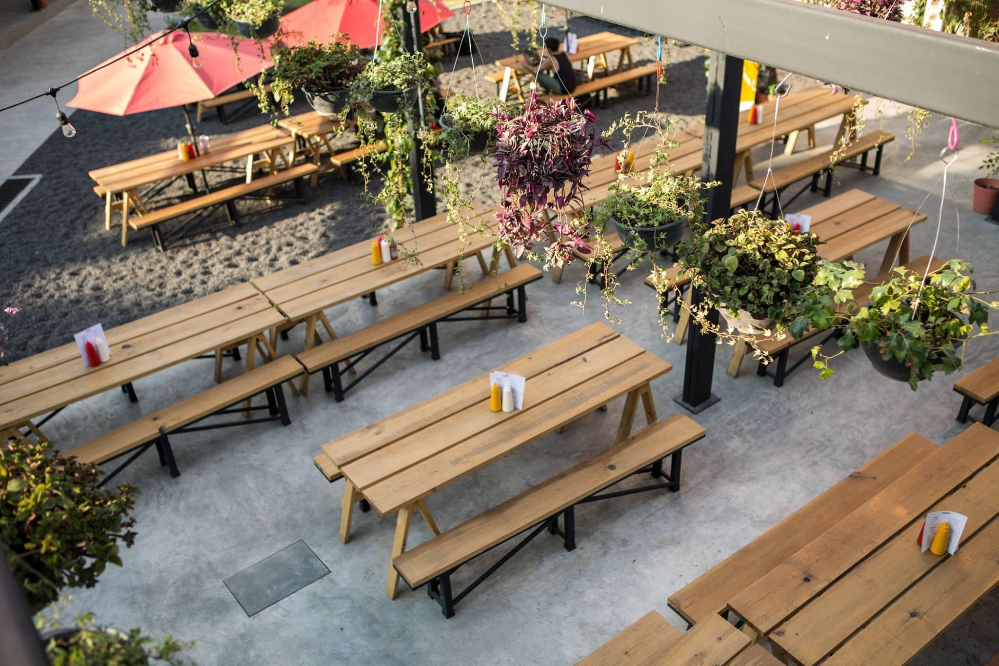 Restaurantes con patios y jardines en la CDMX a los que morimos por regresar después de la cuarentena