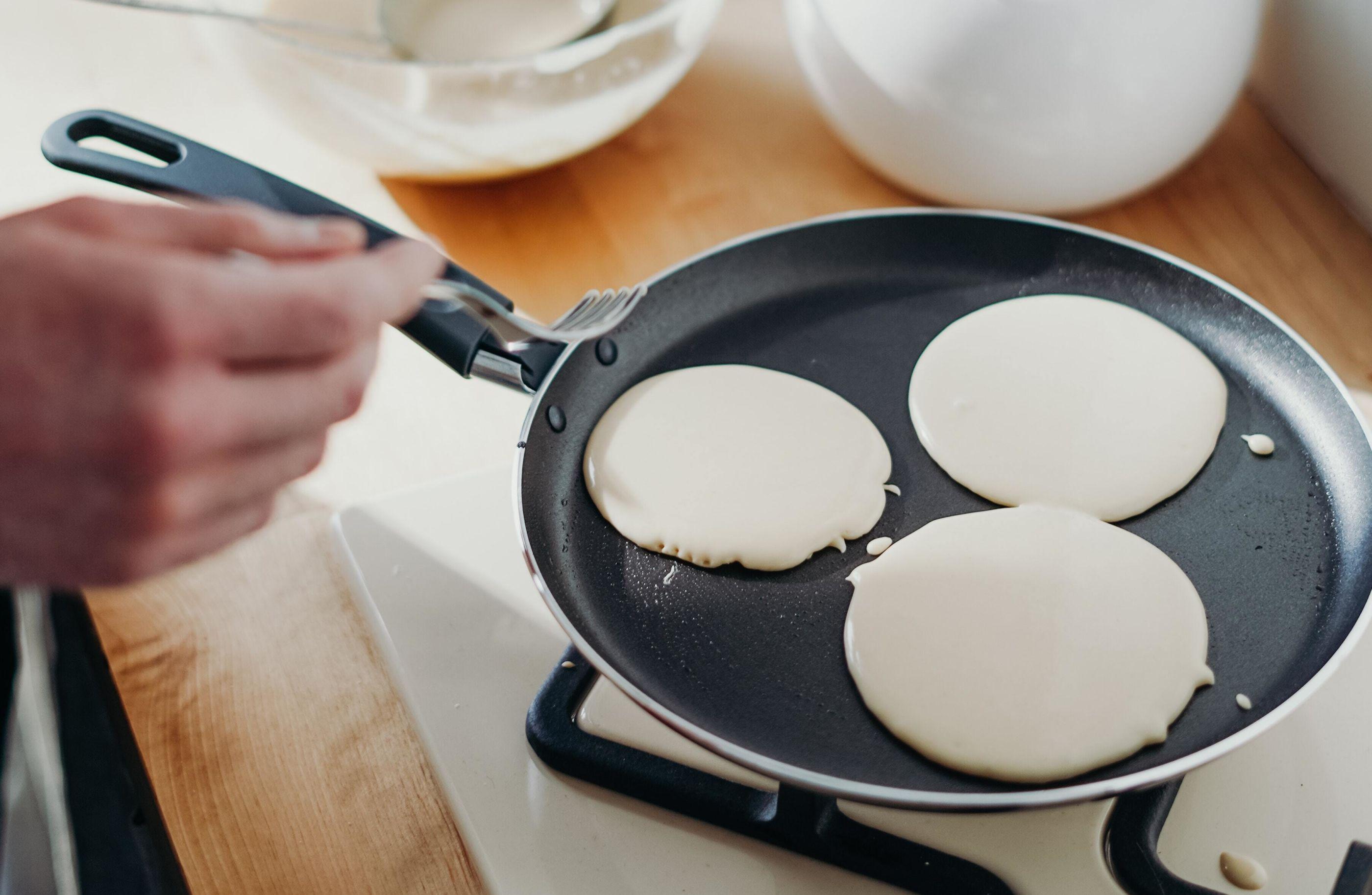 Cereales en forma de mini pancakes, la nueva tendencia para desayunar