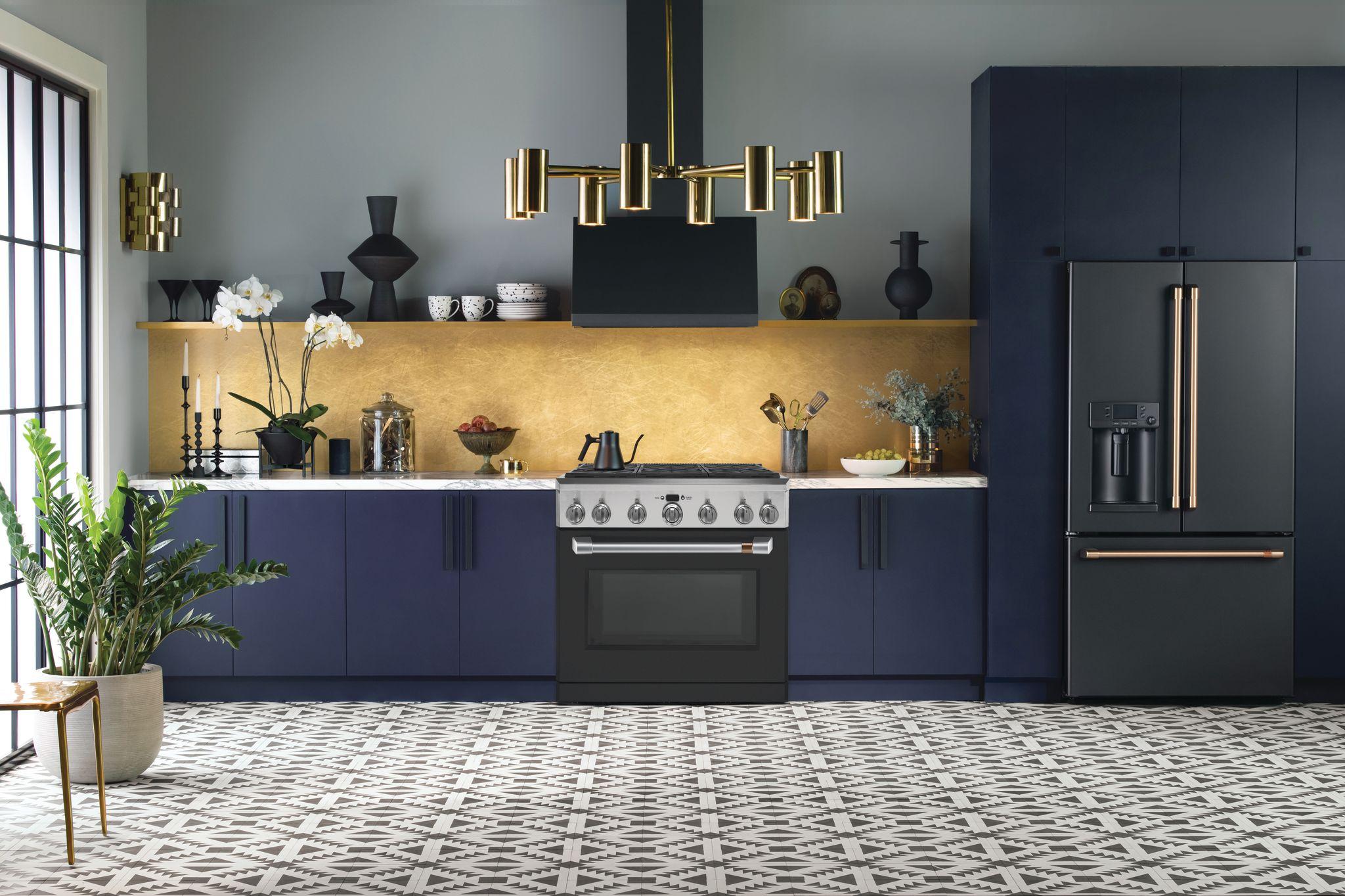 Café: La línea de cocinas para fanáticos del diseño interior y la gastronomía (muy instagrameables)