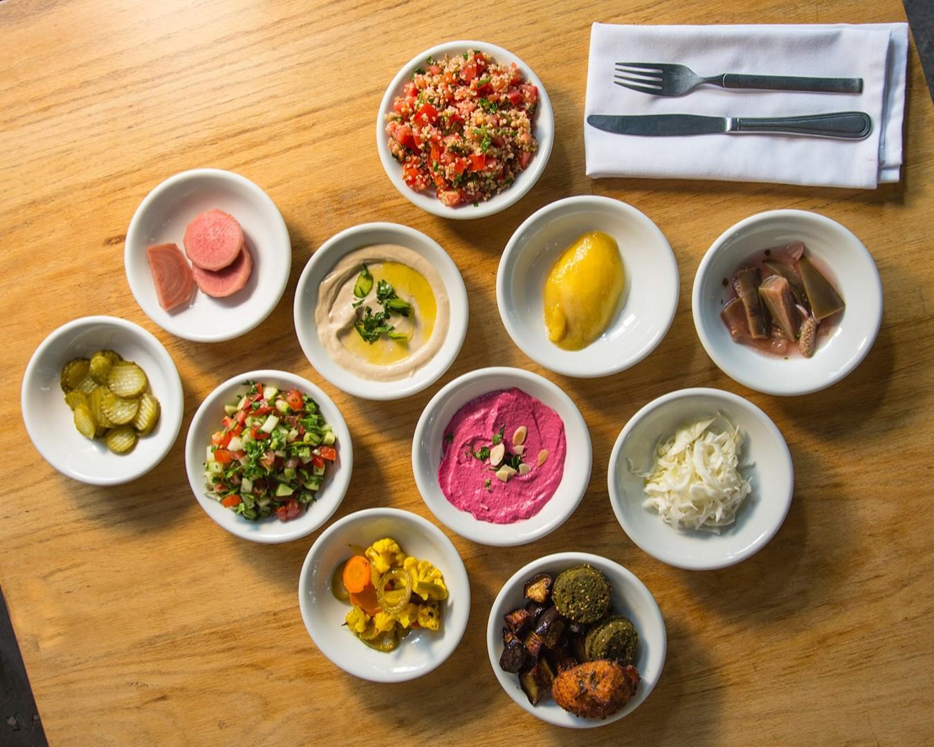 6 restaurantes de comida de Medio Oriente que debes visitar en la CDMX