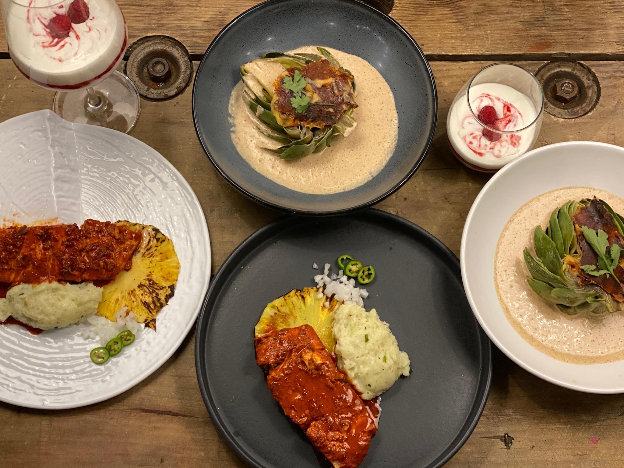 My Kitchen, Tu Casa: La chef Ana Martorell enseña a preparar platillos mexicanos desde casa