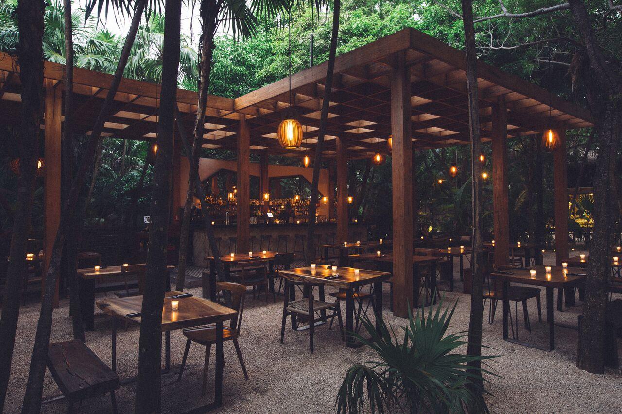 Los 9 restaurantes más bonitos y espectaculares de Tulum