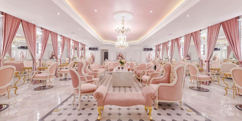 5 salones de belleza en la CDMX con decoración increíble (y muy 'girly')