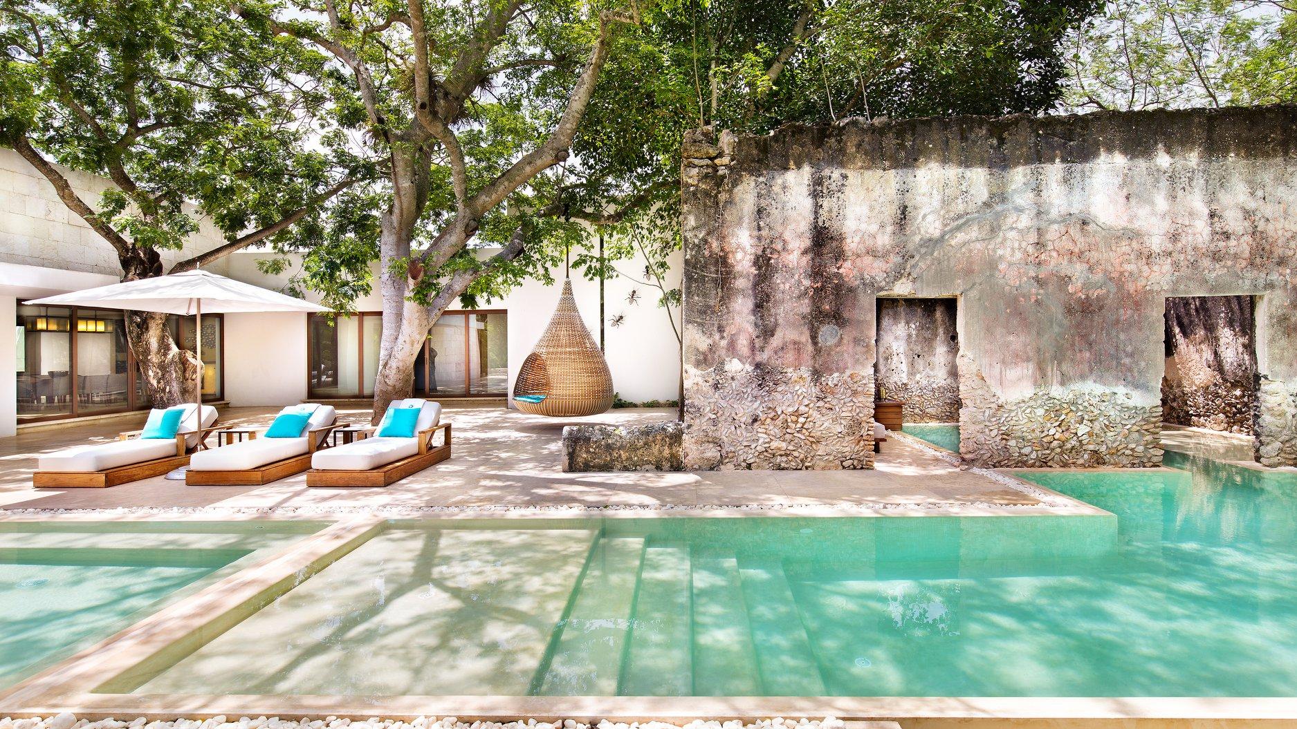 El hotel con el mejor diseño del mundo de acuerdo a la UNESCO está en México