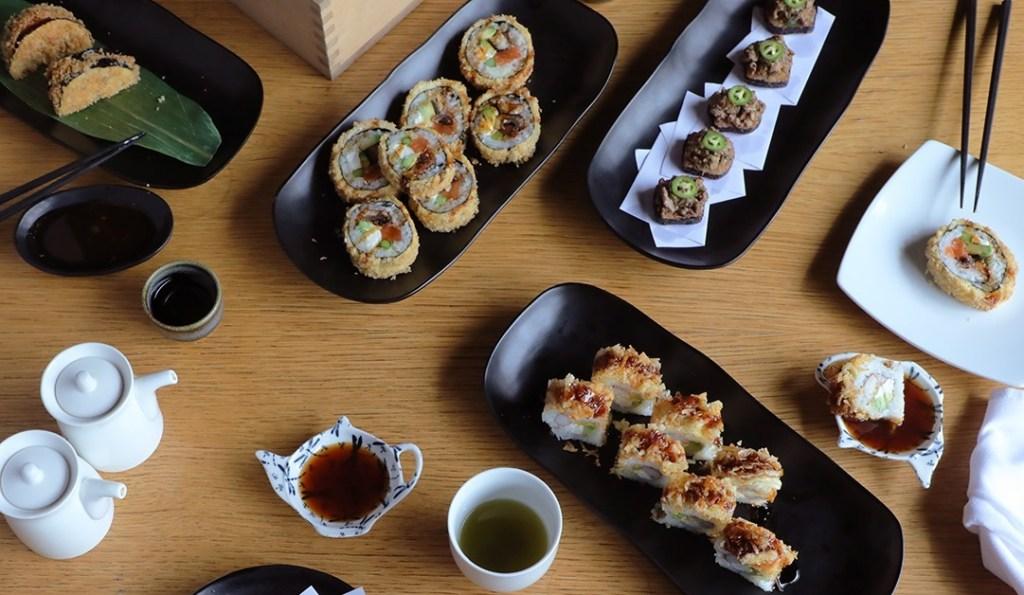 La nueva app de Tori Tori es lo que todo fan del sushi estaba esperando