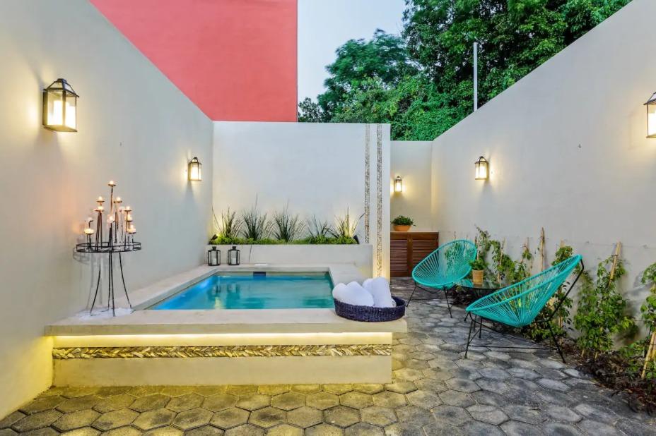 6 Airbnb's extremadamente bonitos y acogedores en Mérida