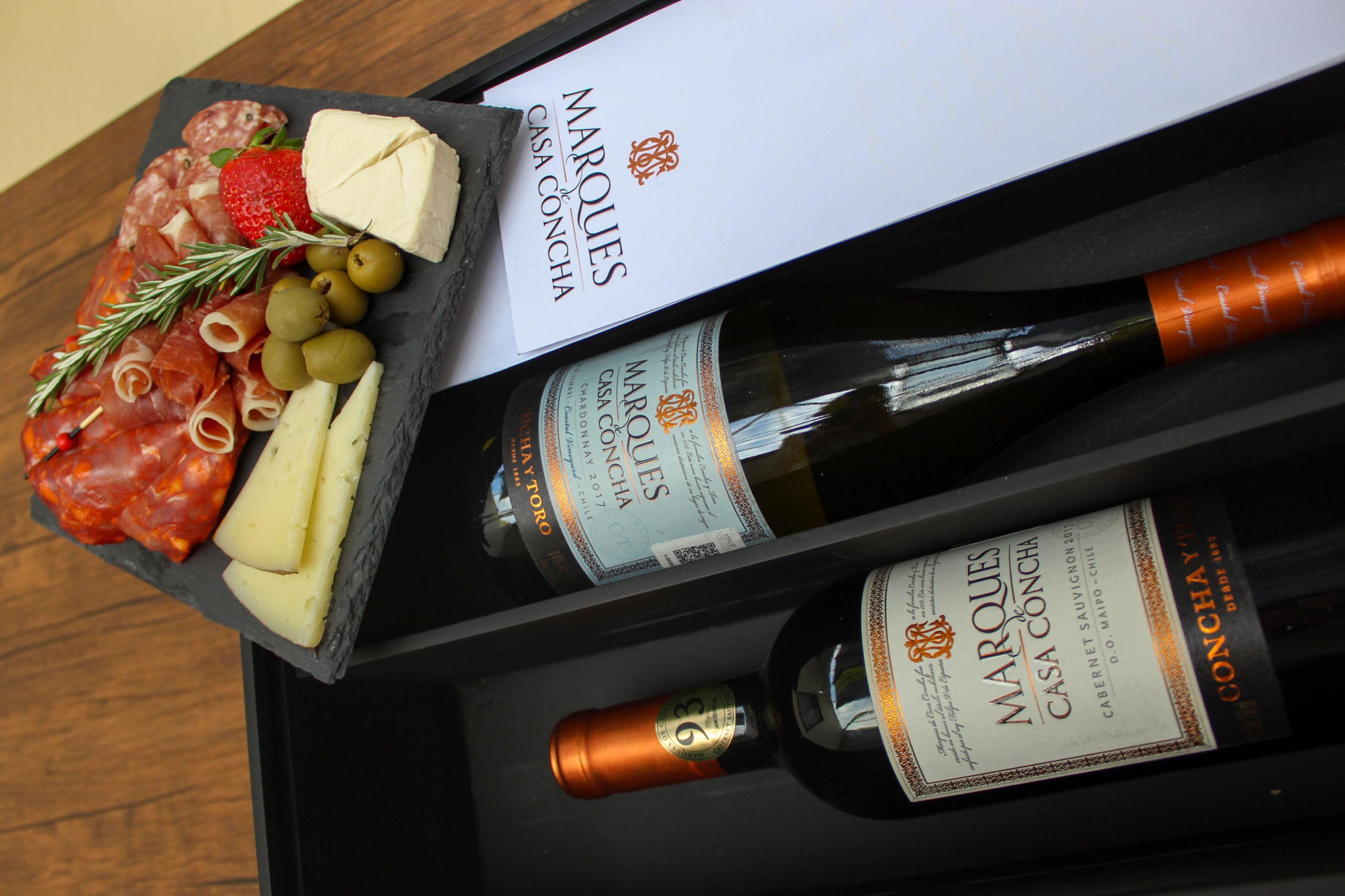 Marques de Casa Concha: La diversidad enológica de chile en vinos premium