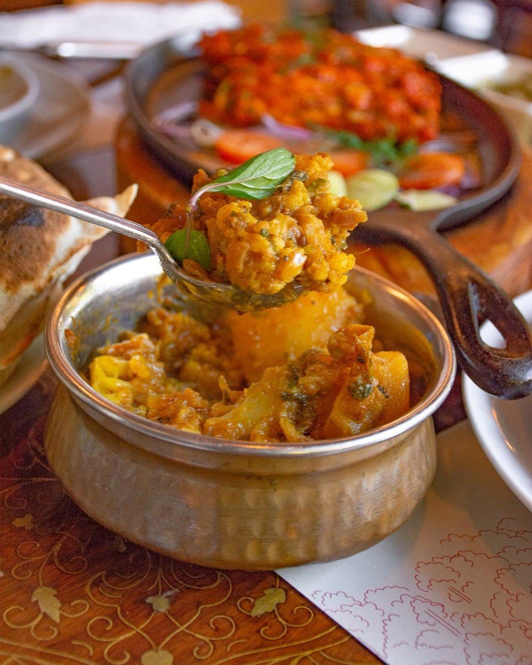 Tandoor: Disfruta de un menú Navideño indo-pakistaní (extremadamente rico) en la CDMX
