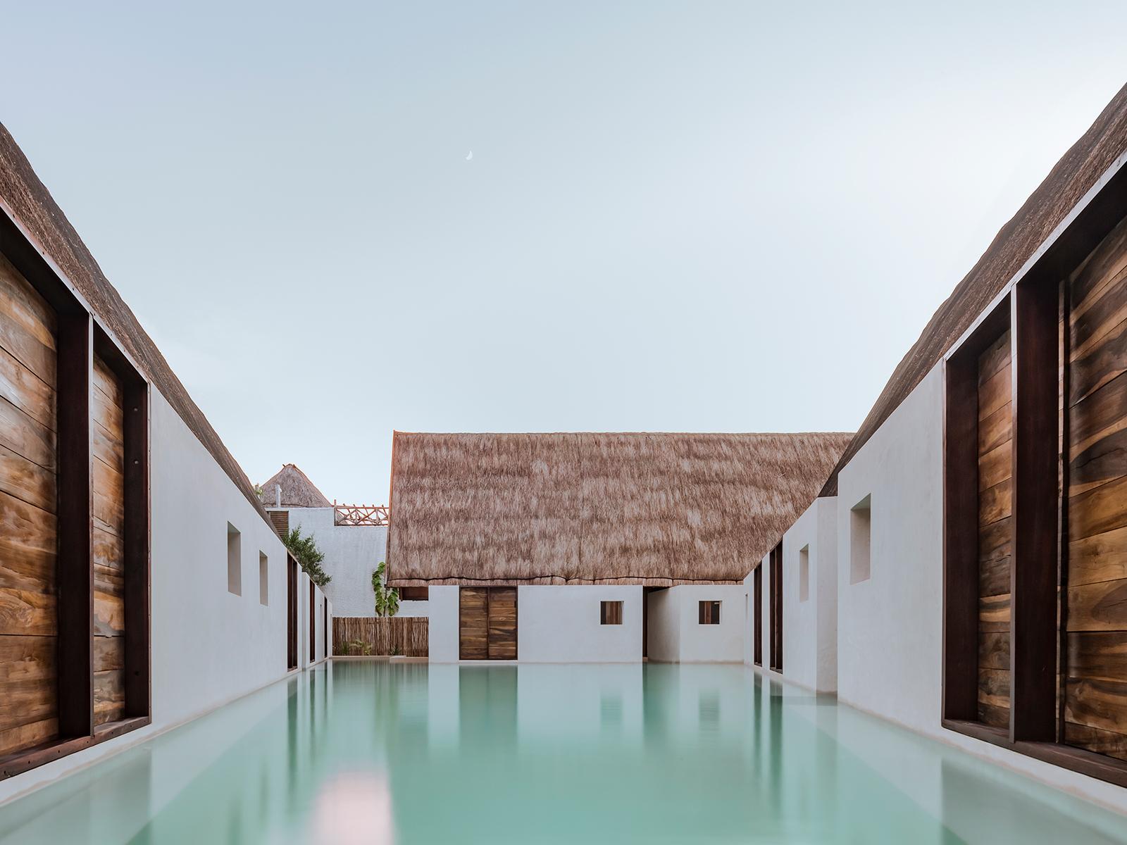 5 hotelitos de playa chiquitos y bonitos para hospedarte en Holbox