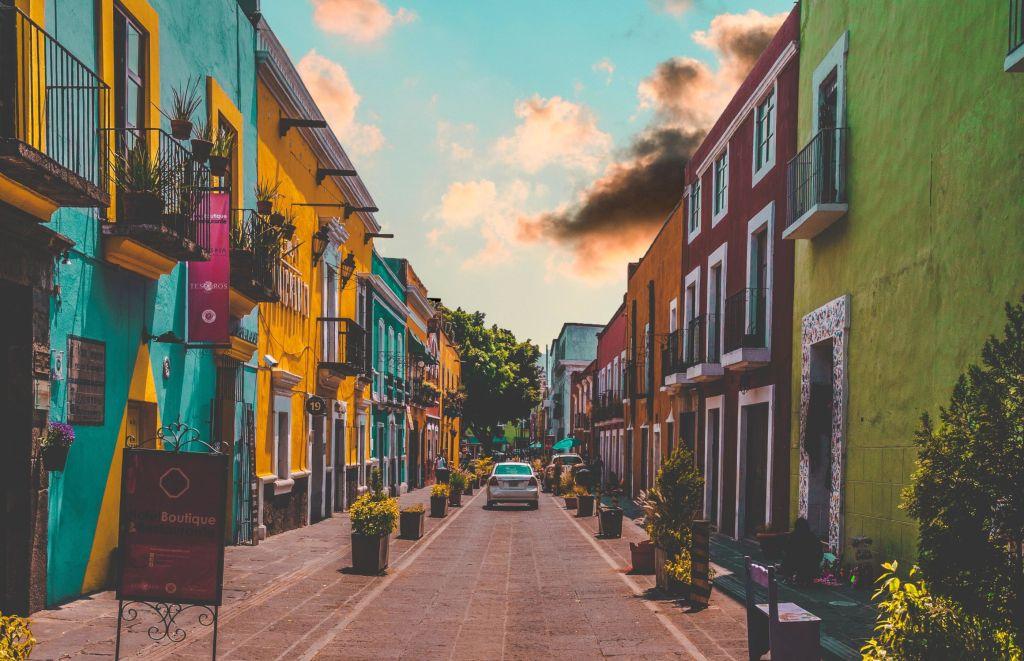 6 de los pueblitos más coloridos y encantadores de México