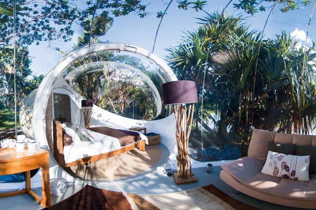 Bubbotel: El primer hotel burbuja en una playa mexicana