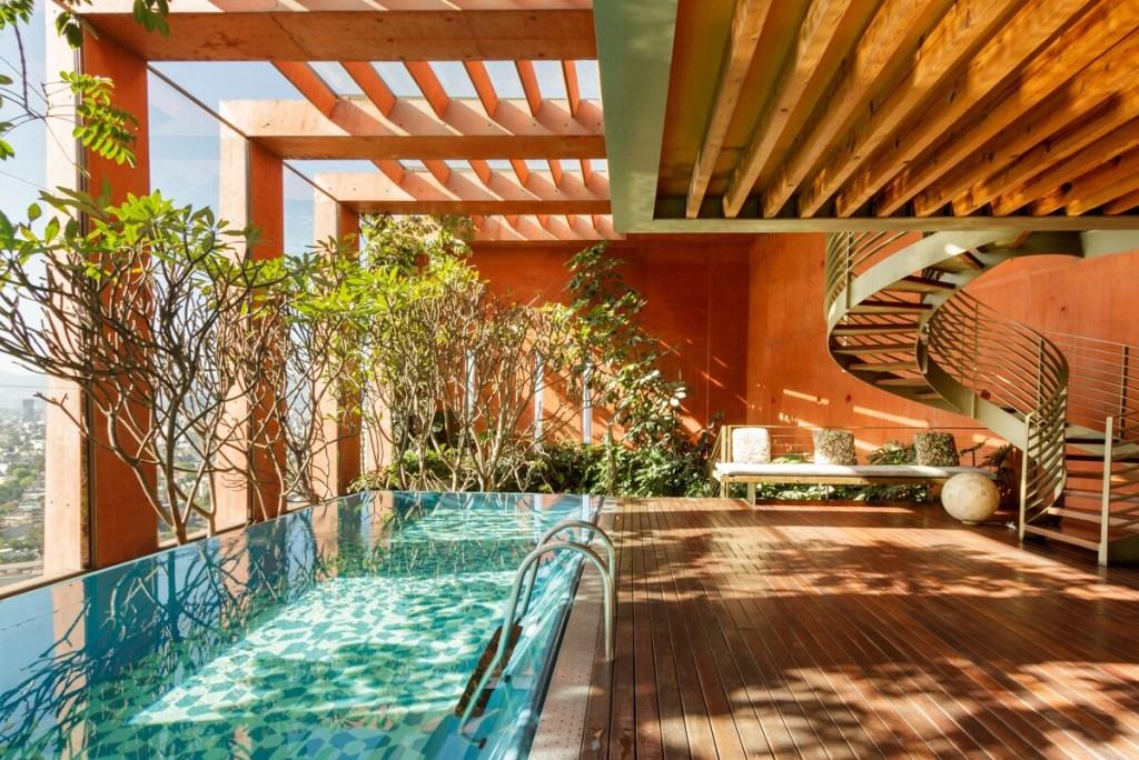 6 Airbnb con alberca que puedes rentar para sentirte de vacaciones en plena CDMX
