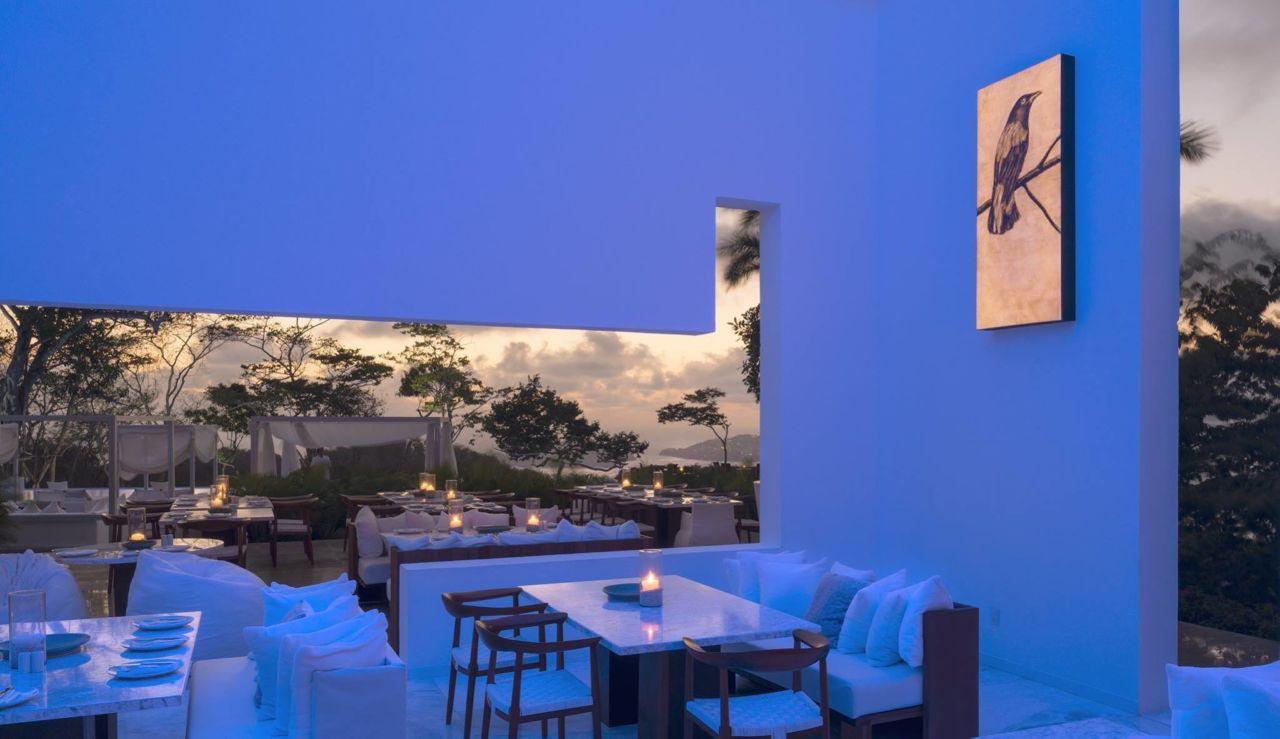 7 de los restaurantes más bonitos en Acapulco