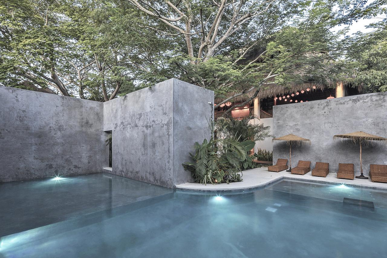 7 hoteles boutique escondidos entre la selva mexicana