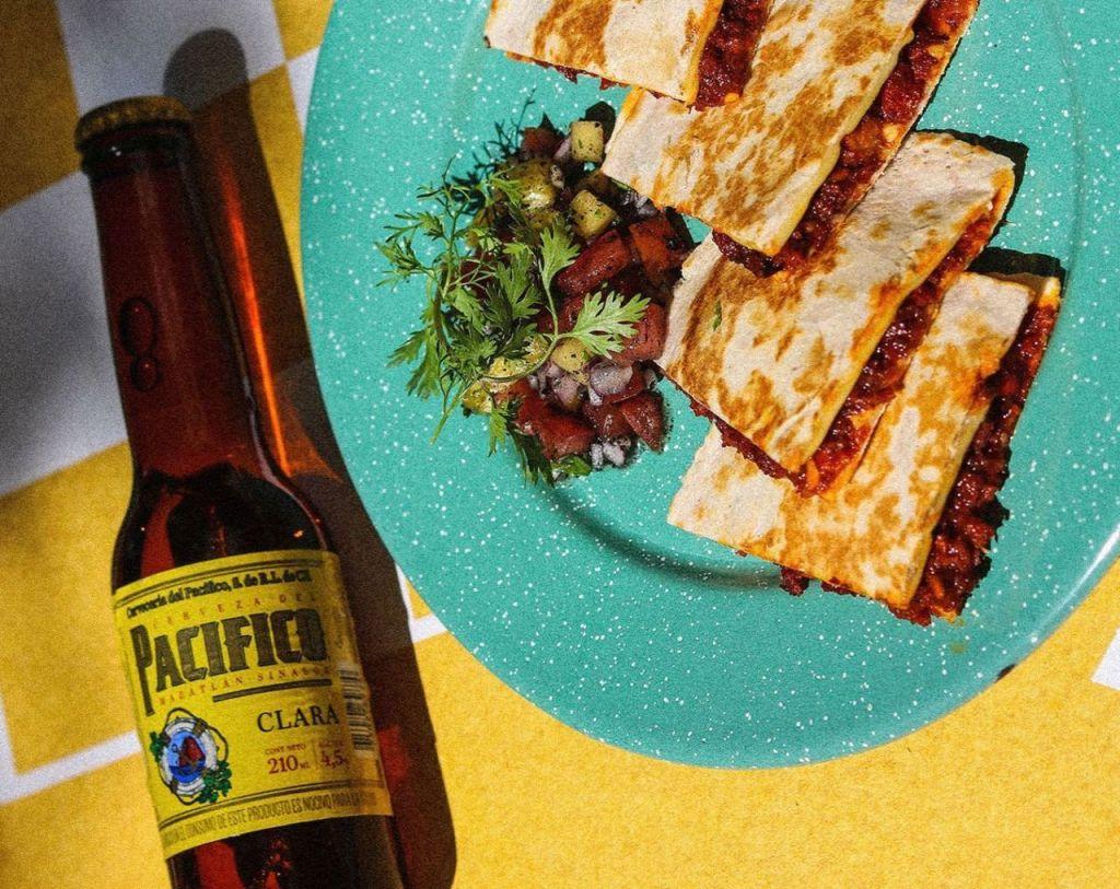 8 restaurantes donde comerás las quesadillas de mariscos más ricas de la CDMX
