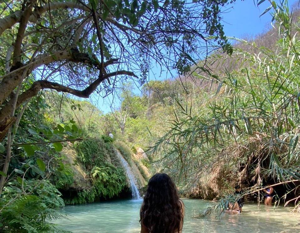 Mil Cascadas es el rincón secreto de Taxco que parece sacado de un cuento de hadas