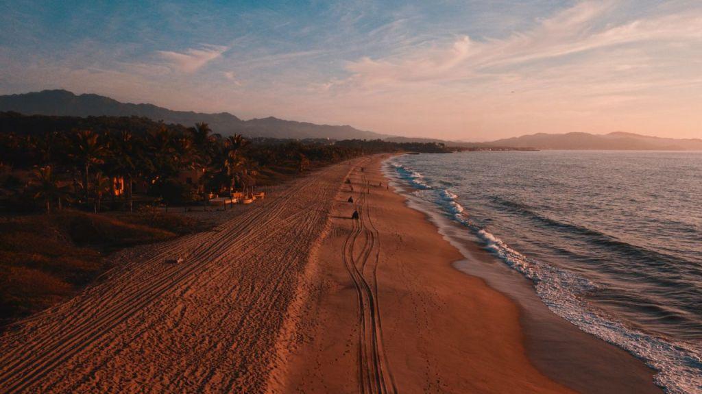 5 playas perfectas para hacer camping frente al mar de México (con los mejores los atardeceres)