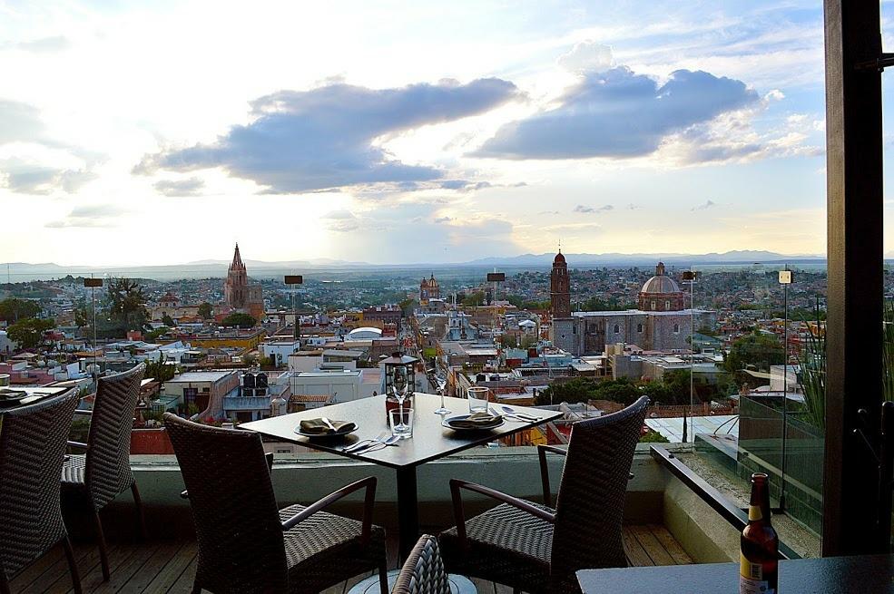 6 restaurantes en pueblos mágicos cerca de la CDMX (para cenar con la mejor vista)