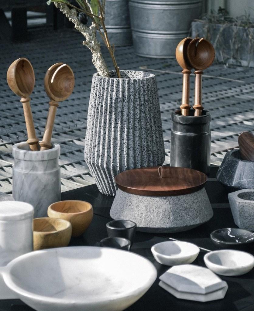 6 tiendas únicas de utensilios de piedra volcánica y barro que tienen lo más 'top' para tu cocina