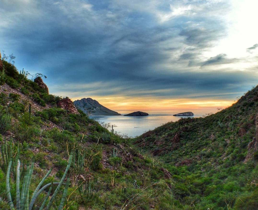Cañón de Nacapule: un paraíso en la cordillera volcánica al noreste de Guaymas