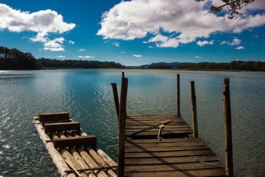5 lagunas en Morelos a menos de dos horas de la CDMX (pasea en lancha al atardecer)