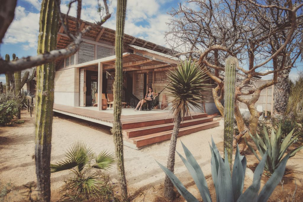 El Perdido: un hotel en medio del desierto mexicano que debes visitar al menos una vez en la vida