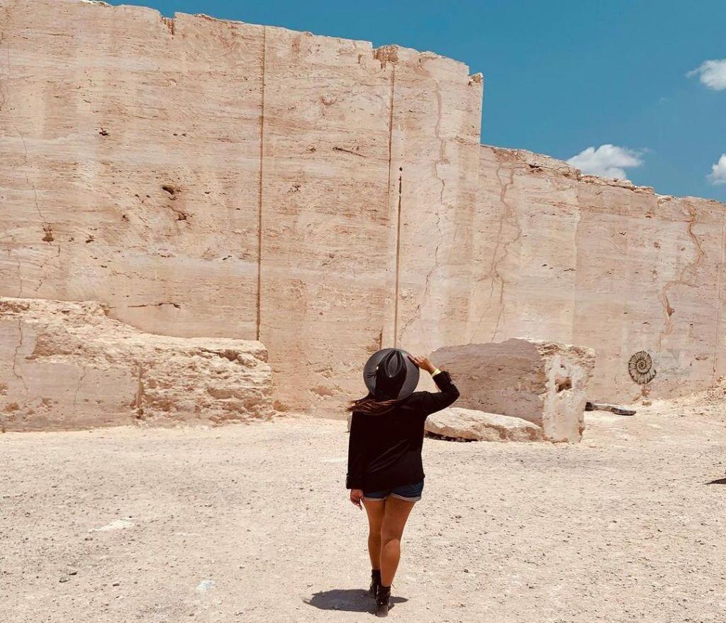 Mina de Mármol: un rincón muy 'instagrameable' y peculiar en el norte de México