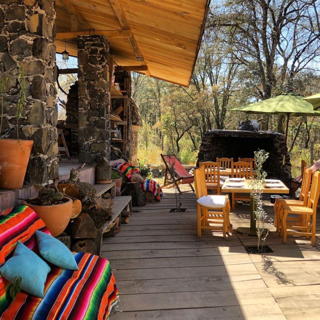 Piedra Braza: el restaurante romántico que se esconde en un bosque cerca de la CDMX
