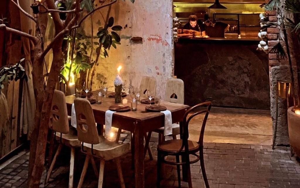 9 de los restaurantes secretos más bonitos de la CDMX
