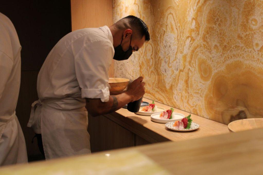 Kuren: el bar de sake que esconde la barra japonesa más 'cool' del momento en la CDMX