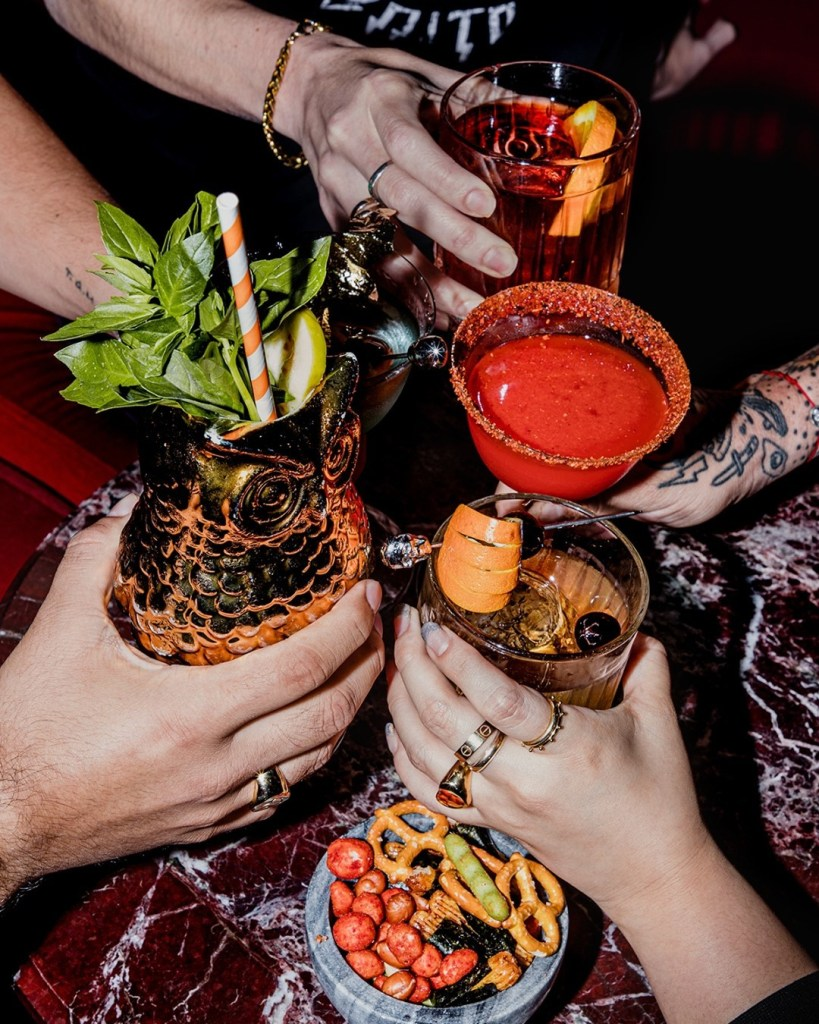 Los 'drinks' más instagrameables de CDMX que ya tuviste que haber probado