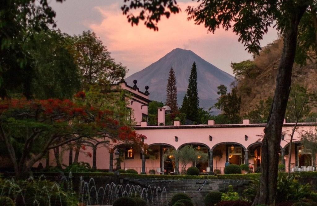 Hoteles con vista a los volcanes más majestuosos de México