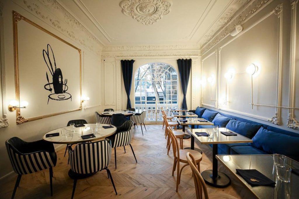 1985 Anti Fine Dining: El restaurante de alta cocina (con espíritu cool y rebelde) que llegó a para conquistar la Roma