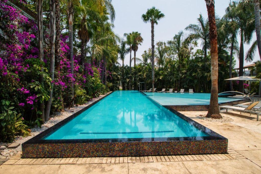 Anticavilla: el hotel de Cuernavaca con la infinity pool más increíble (a 1 hora de la CDMX)