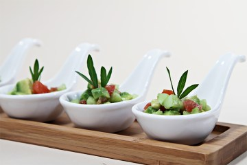 Appetizer spoons