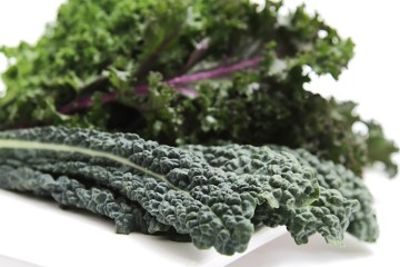 3 kinds of kale