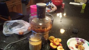 canning peach jelly