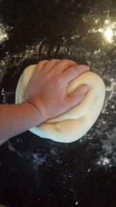 bread recipe batter prep