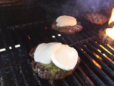 PestoBurgersonGrill