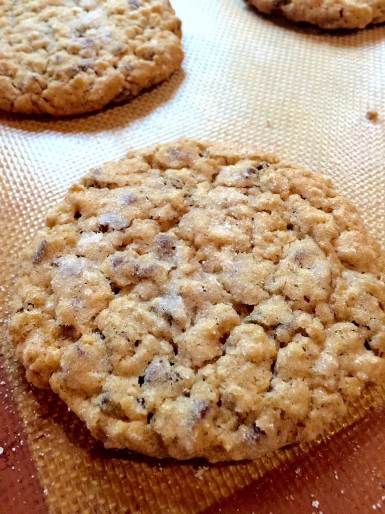 Oatmeal Chocolate Chip Cookies & 7 Tips for Better Cookies