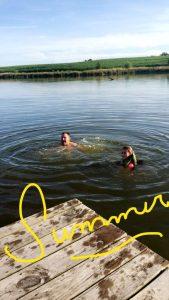 SummerPondSwim