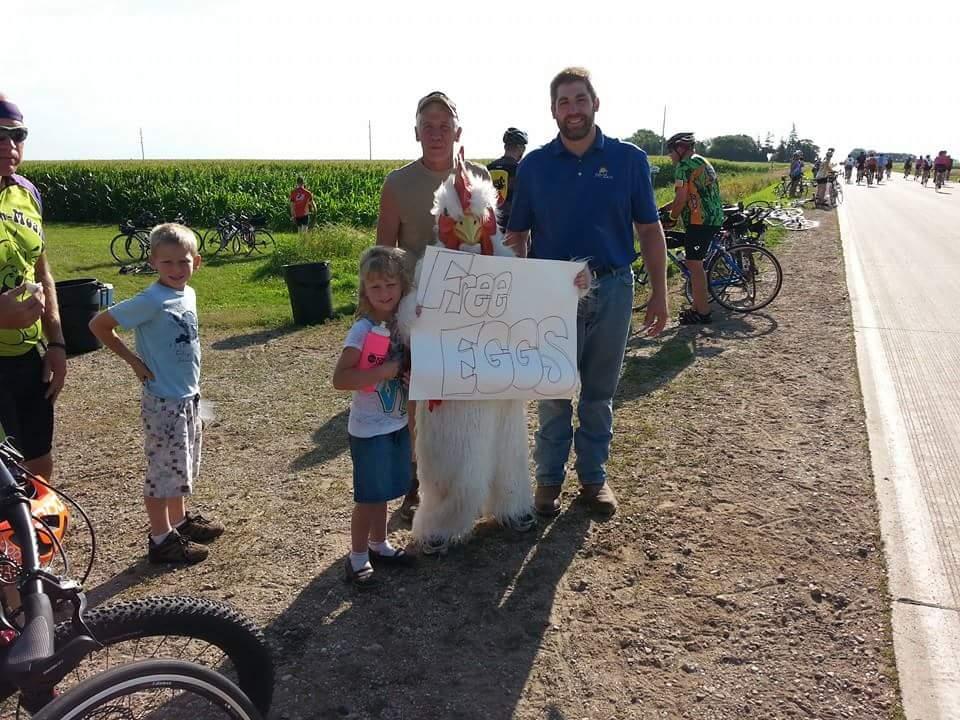 Meet an Iowa Egg Farmer!