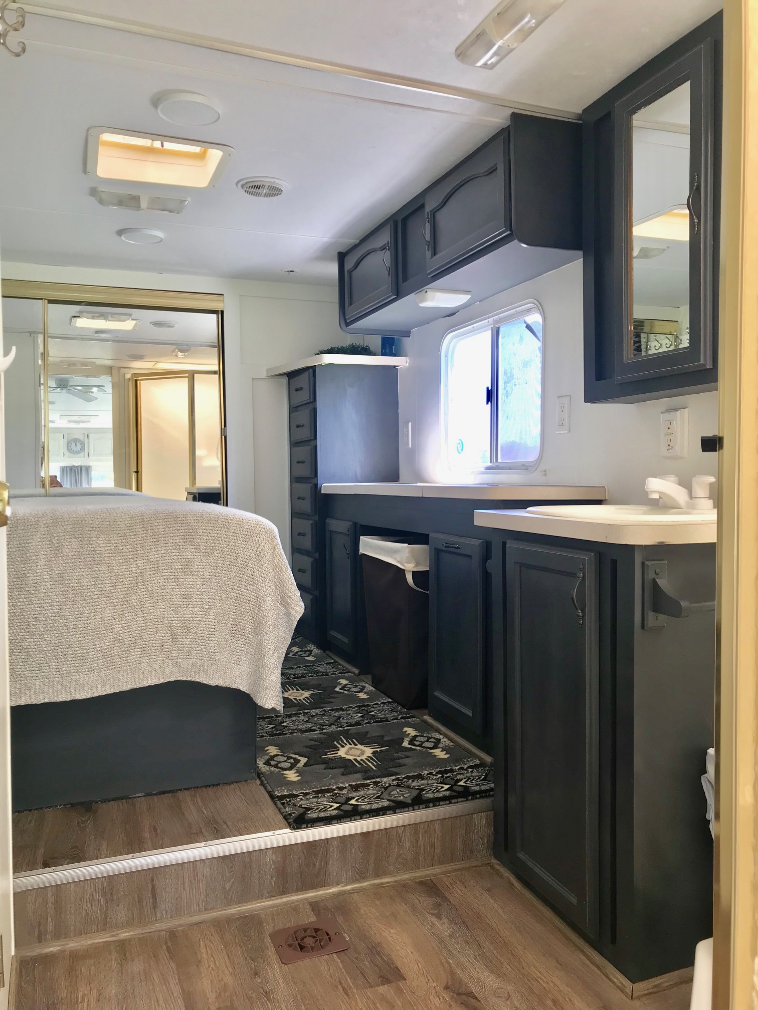 DIY Camper Renovation - Food & Swine