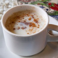 Hot Turkish Wintertime Drink - Salep