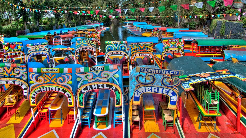 Resultado de imagen para xochimilco