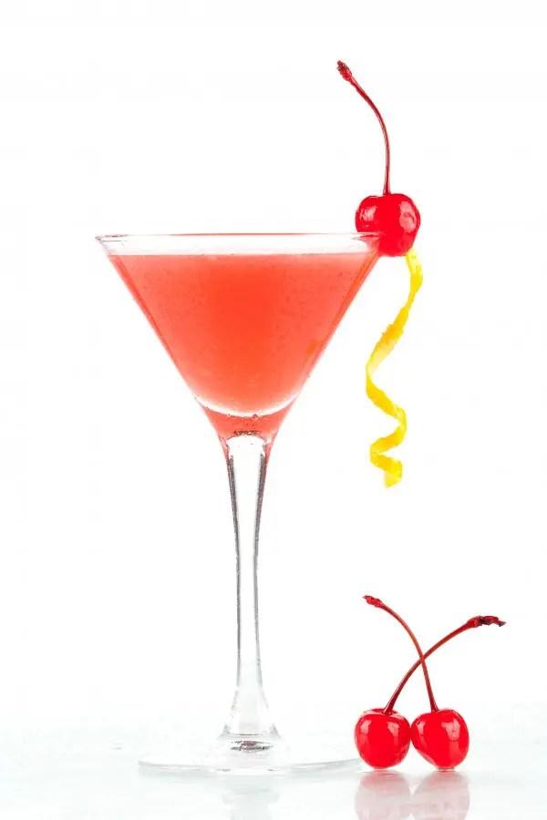 coctel cherry