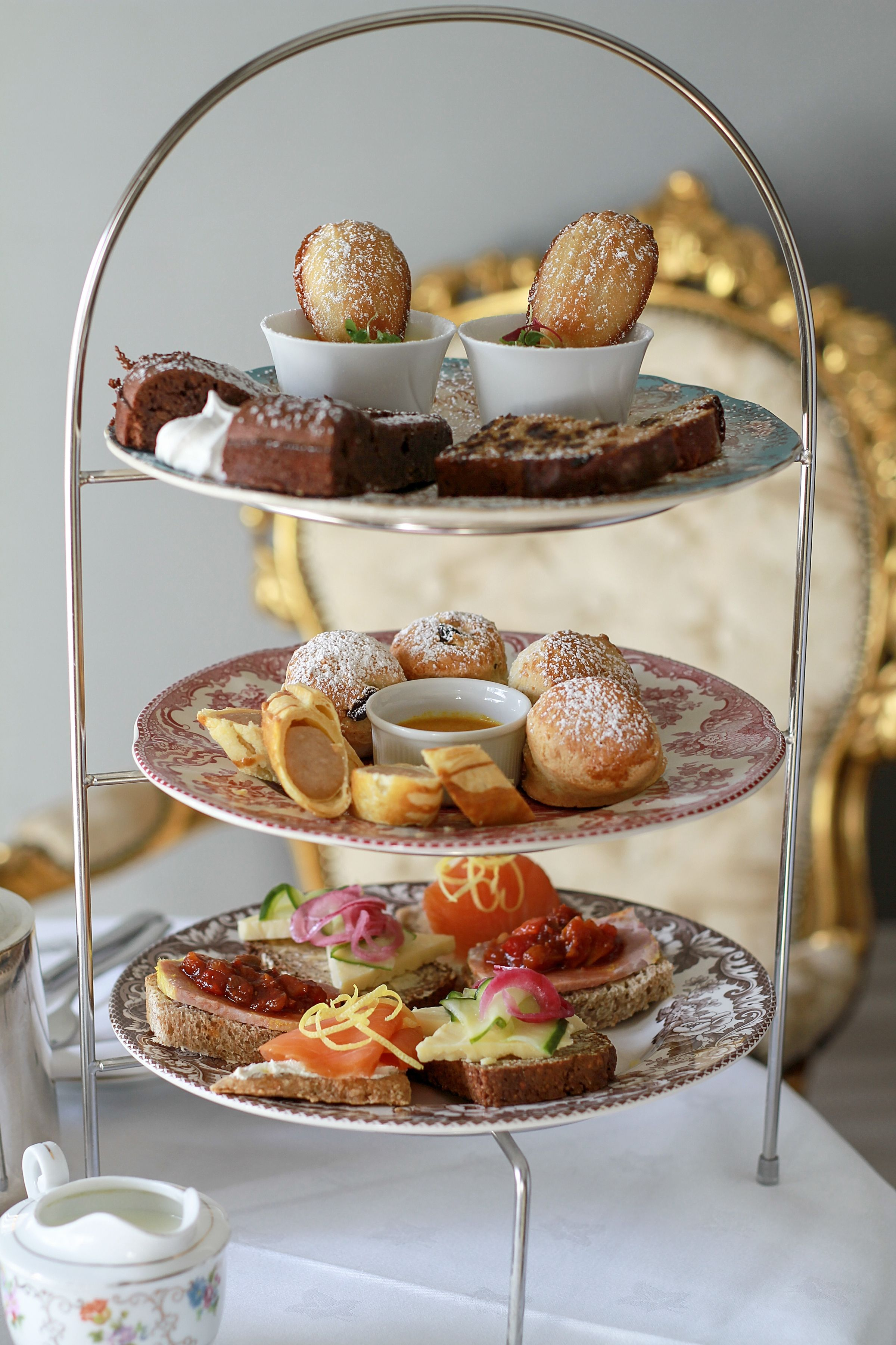 A Very Victorian Afternoon Tea Food And Wine