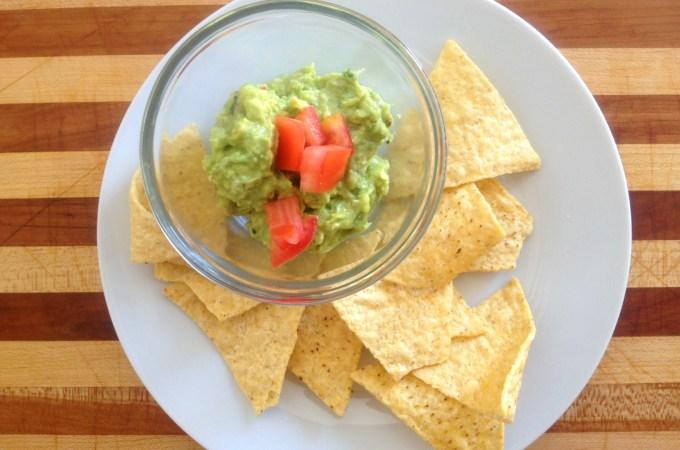 Simply Fresh Guacamole Recipe