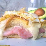 Croque Monsieur/Madame